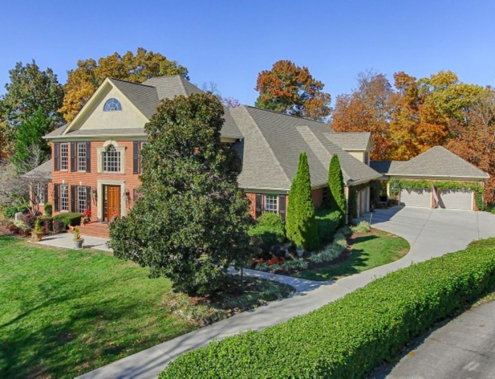 Global Luxury Spotlight – 12108 E Ashton Court Knoxville, TN