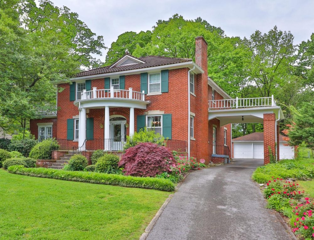 Global Luxury Spotlight – 433 Scenic Drive Knoxville, TN 37919