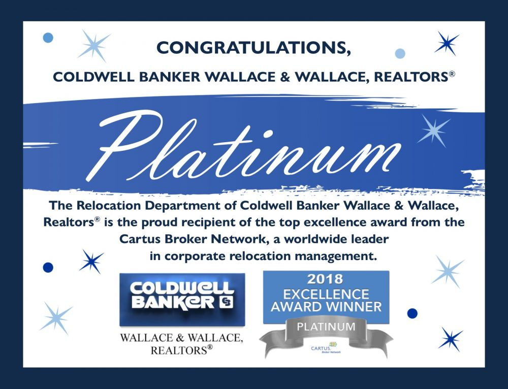 CBWW Receives Top Award at Cartus Broker Network International Conference