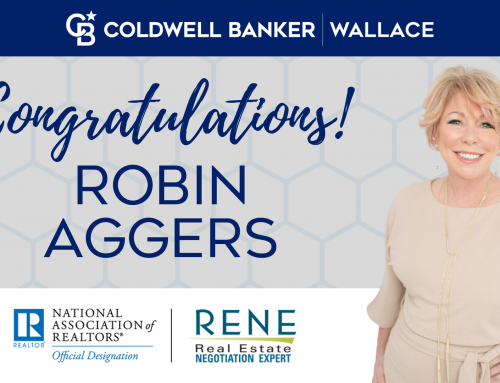 Robin Aggers Earns Real Estate Negotiation Expert Certification from REBI