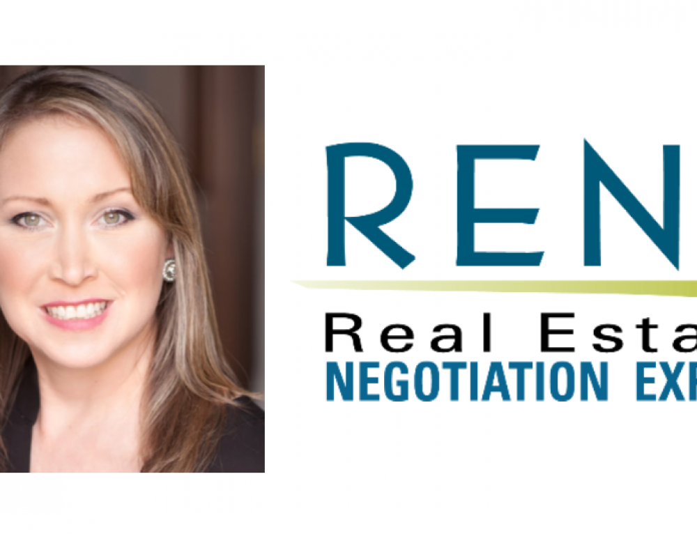 Deanna Mendenhall-Miller earns Real Estate Negotiation Expert (RENE) Certification