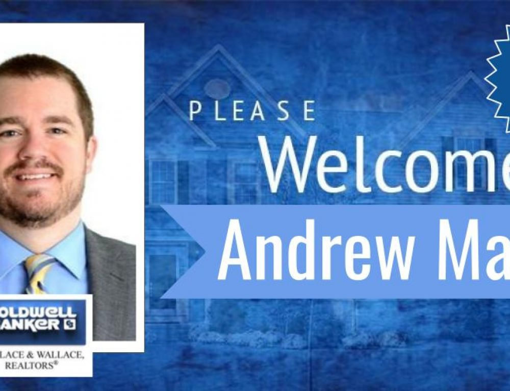 Andrew Maupin joins Coldwell Banker Wallace & Wallace, REALTORS®