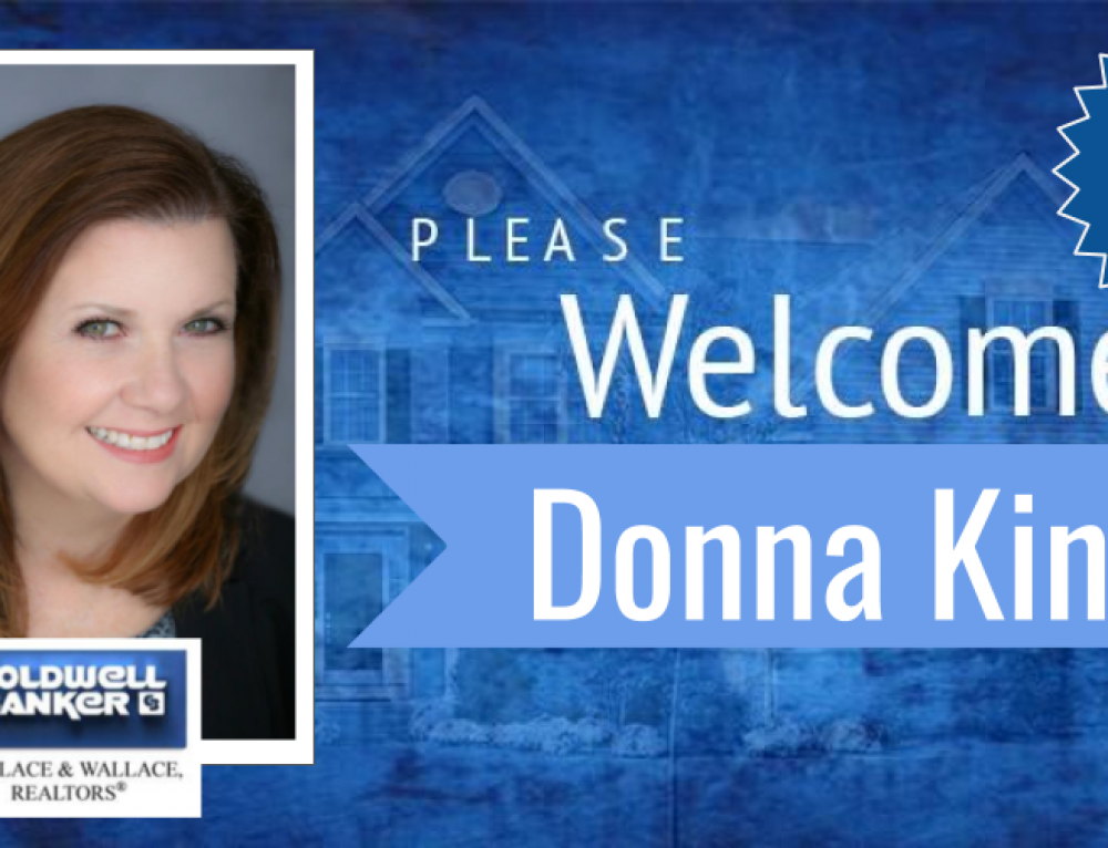 Donna King joins Coldwell Banker Wallace & Wallace, REALTORS®