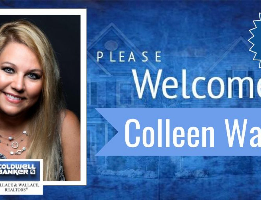 Colleen Wallace joins Coldwell Banker Wallace & Wallace, REALTORS®