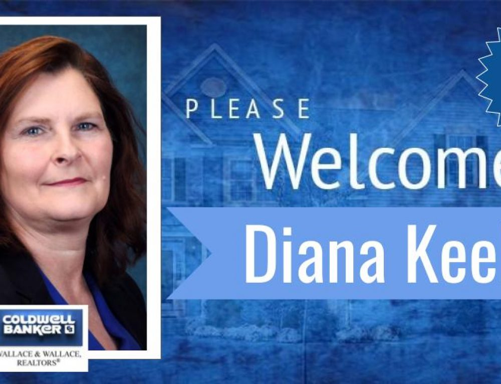 Diana Keeble joins Coldwell Banker Wallace & Wallace, REALTORS®