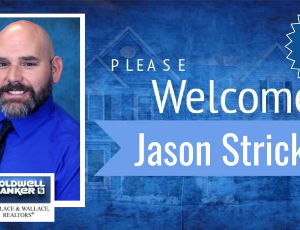 Jason Strickland joins Coldwell Banker Wallace & Wallace, REALTORS®