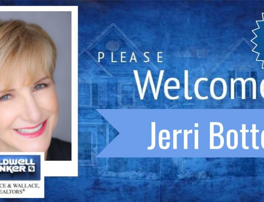 Jerri Bottom joins Coldwell Banker Wallace & Wallace, REALTORS®