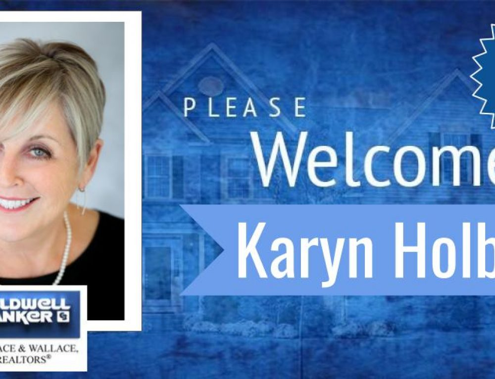 Karyn Holbrook joins Coldwell Banker Wallace & Wallace, REALTORS®