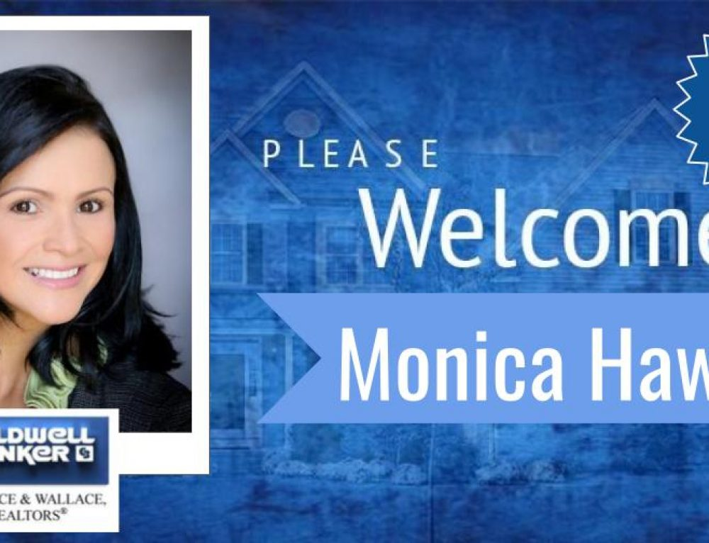 Monica Hawkins joins Coldwell Banker Wallace & Wallace, REALTORS®