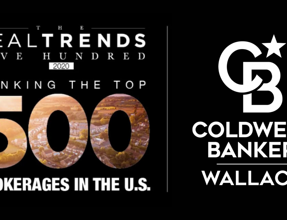 Coldwell Banker Wallace Ranks Among REAL Trends Top 500 Brokerages