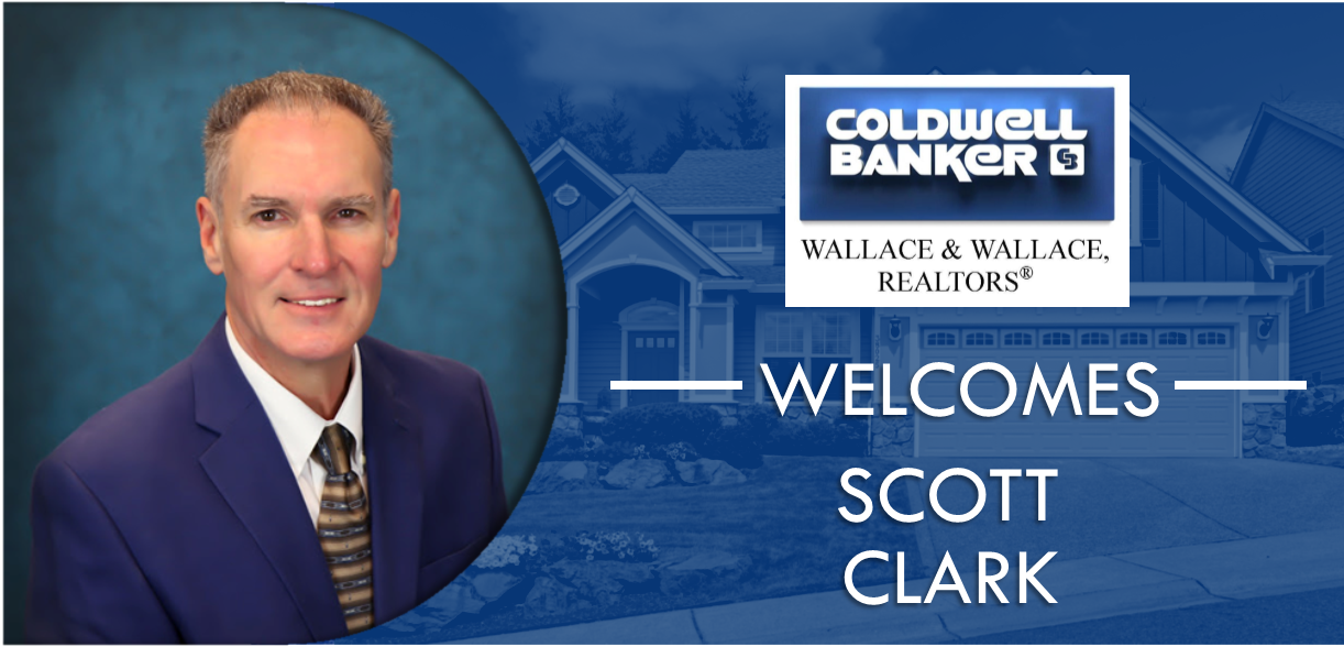 Scott Clark joins Coldwell Banker Wallace & Wallace, REALTORS®