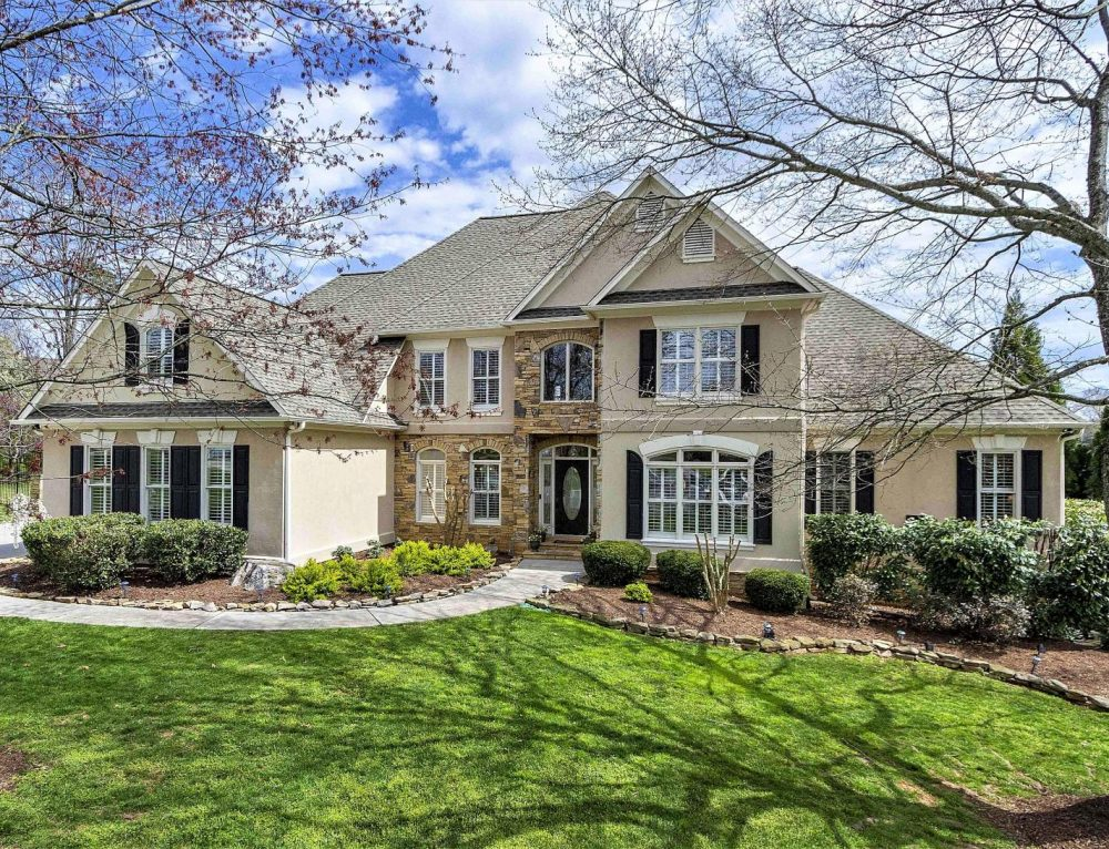 Global Luxury Spotlight | 1712 Alcott Manor Lane Knoxville, TN 37922