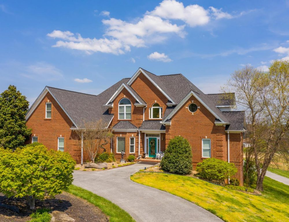 Global Luxury Spotlight | 594 Providence Drive Jefferson City, TN 37760